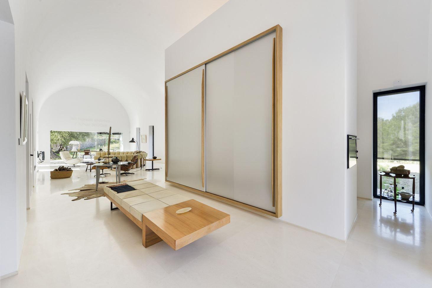 Pascal Cheikh Djavadi Designs A Spacious And Peaceful Villa In Ibiza
