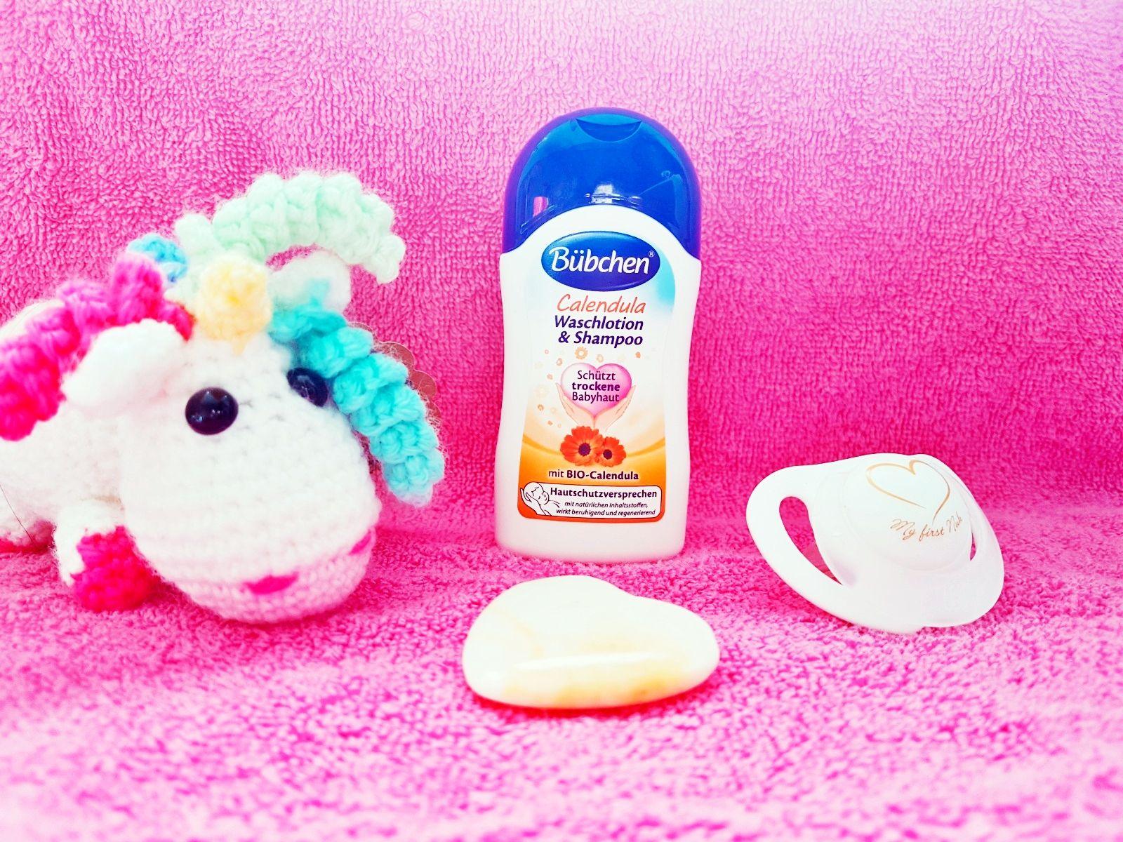 Bübchen Calendula Waschlotion und Shampoo