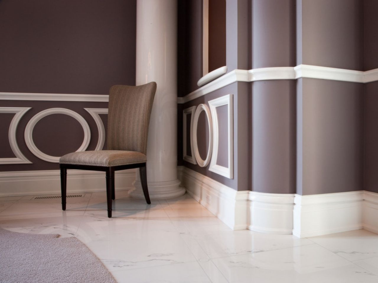 Chair Rail Accent Wall Part - 50: 30+ Best Chair Rail Ideas, Pictures, Decor And Remodel