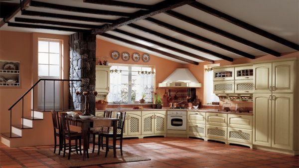 Diseño de cocinas clásicas COCINAS Pinterest Cocinas clasicas