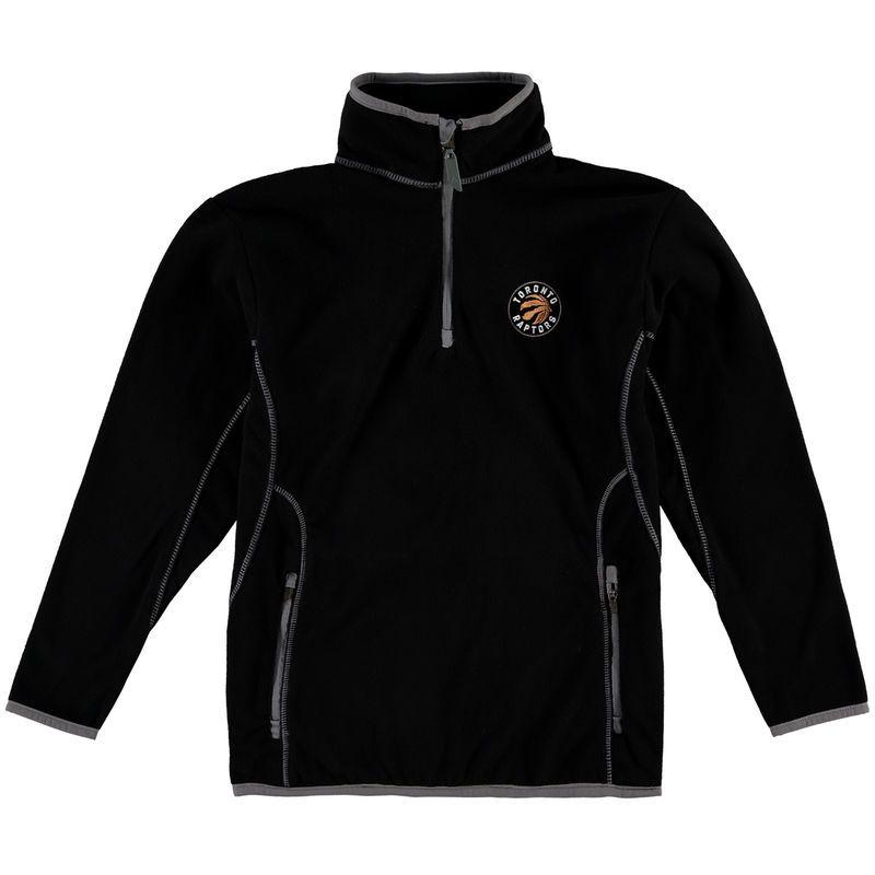 Toronto Raptors Antigua Youth Ice Fleece 1/4-Zip Pullover Jacket ...