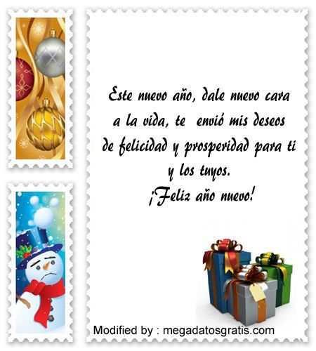 Pin De Frasesmuybonitasnet En Tarjetas De Año Nuevo Christmas Y