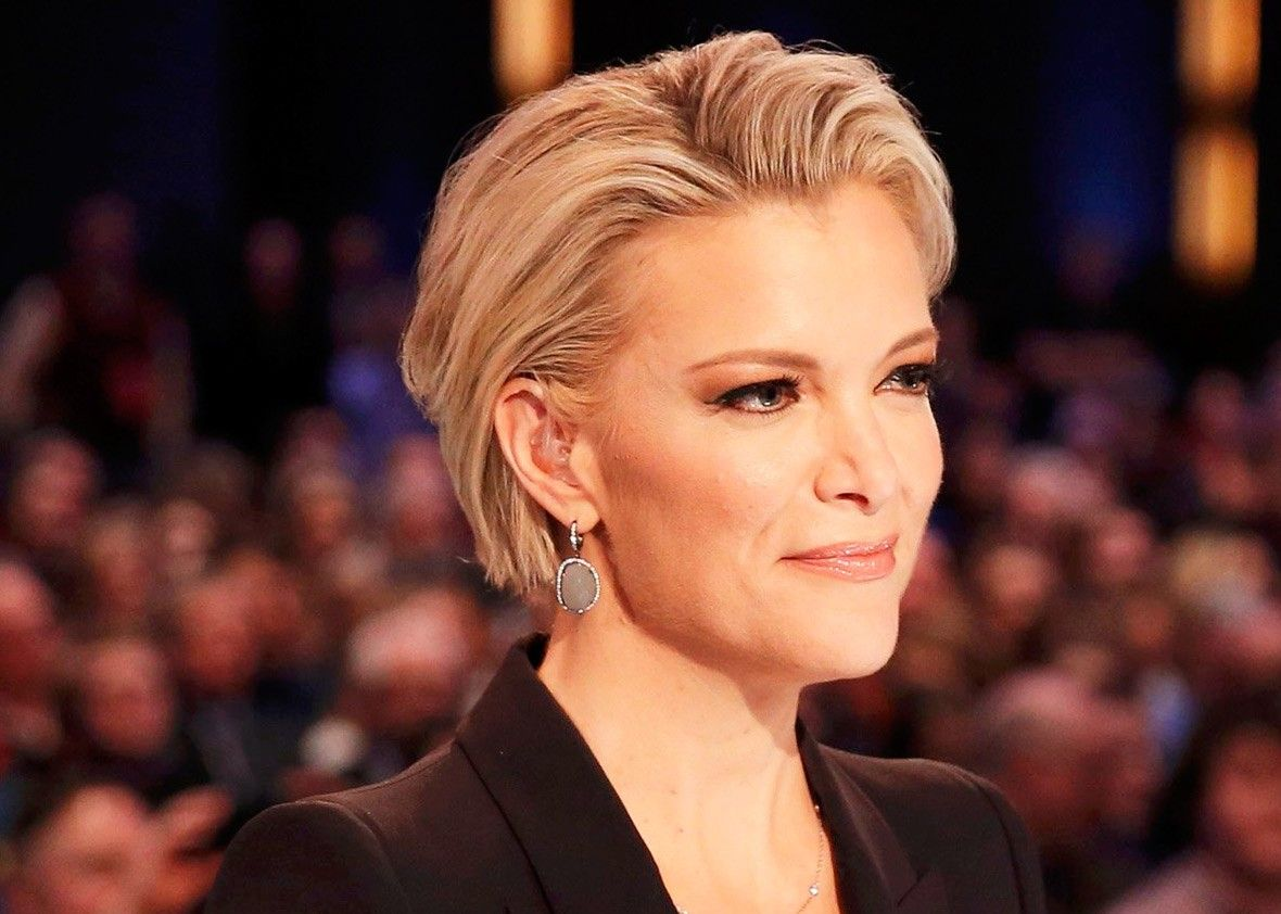 Megyn Kelly Played Up Her Power As The Anchor Too Tough For Trump Hair Stylist Beauty Short Hair Styles Megyn Kelly