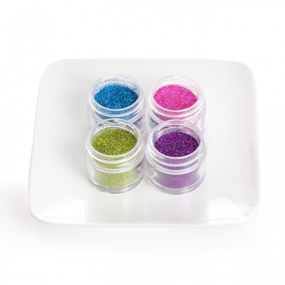 Edible Glitter - 13 Colors NEW! [Buy Edible Glitter BULK ...