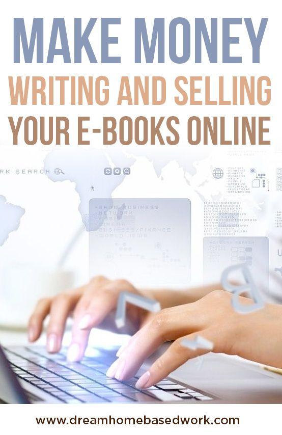 Writing books online for money