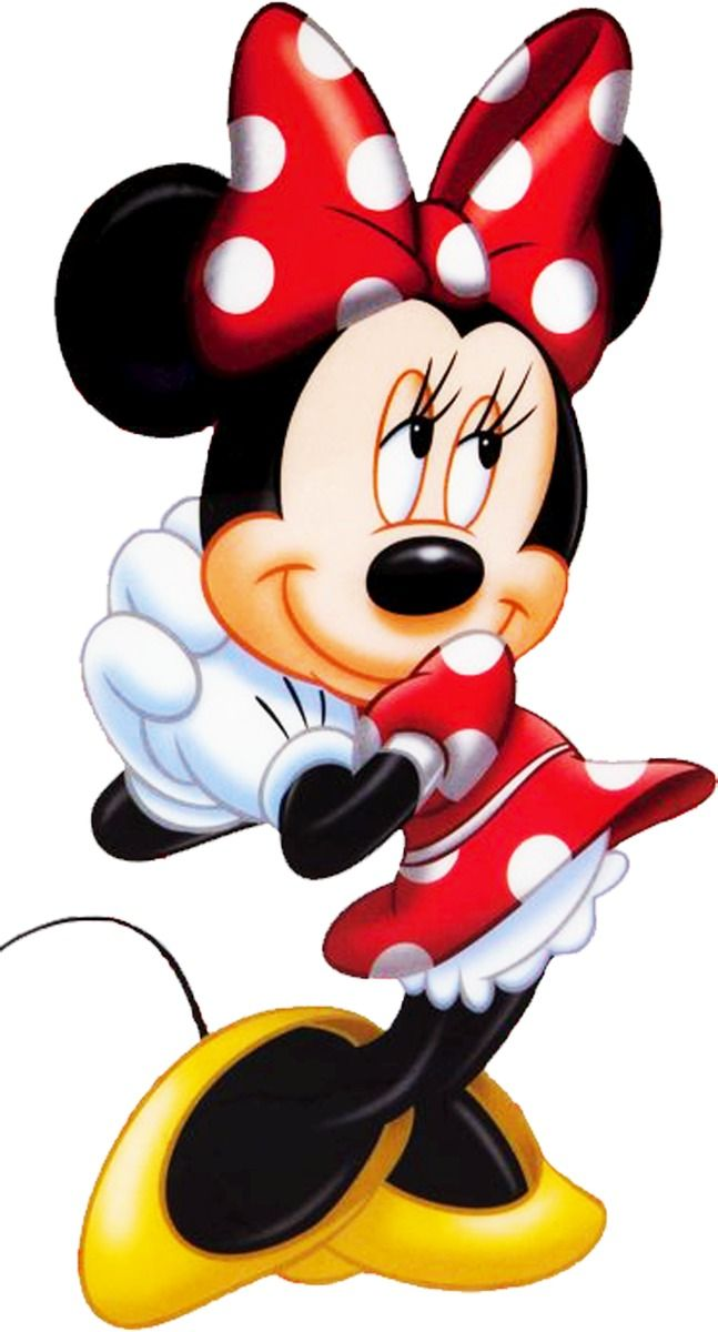 Minnie Mouse Minnie Loves Mickey Minnie Mouse Clipart