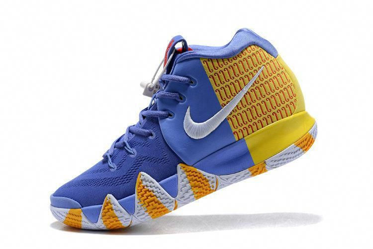 89b3b9a0a02b Latest and Newest Nike Kyrie 4 London PE 2018 Mens Basketball Shoes City of  Guardians AR6189-500  adidasbasketballshoes