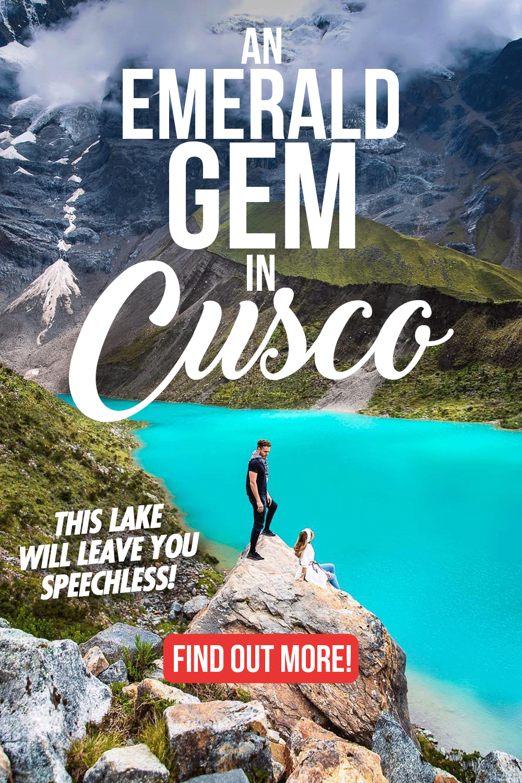 Cusco's Emerald gem! #travelbugs