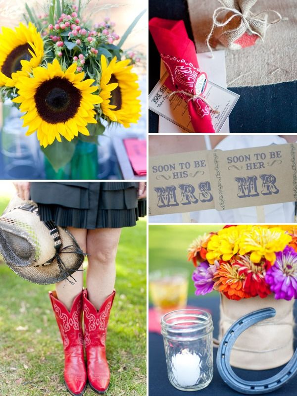Texas Themed Bridal Shower Party Pinterest Themed Bridal