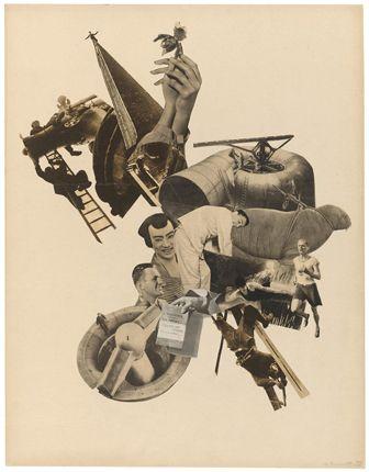 Down Tempo Artnet Magazine Photomontage Surrealist Collage Collage Artists
