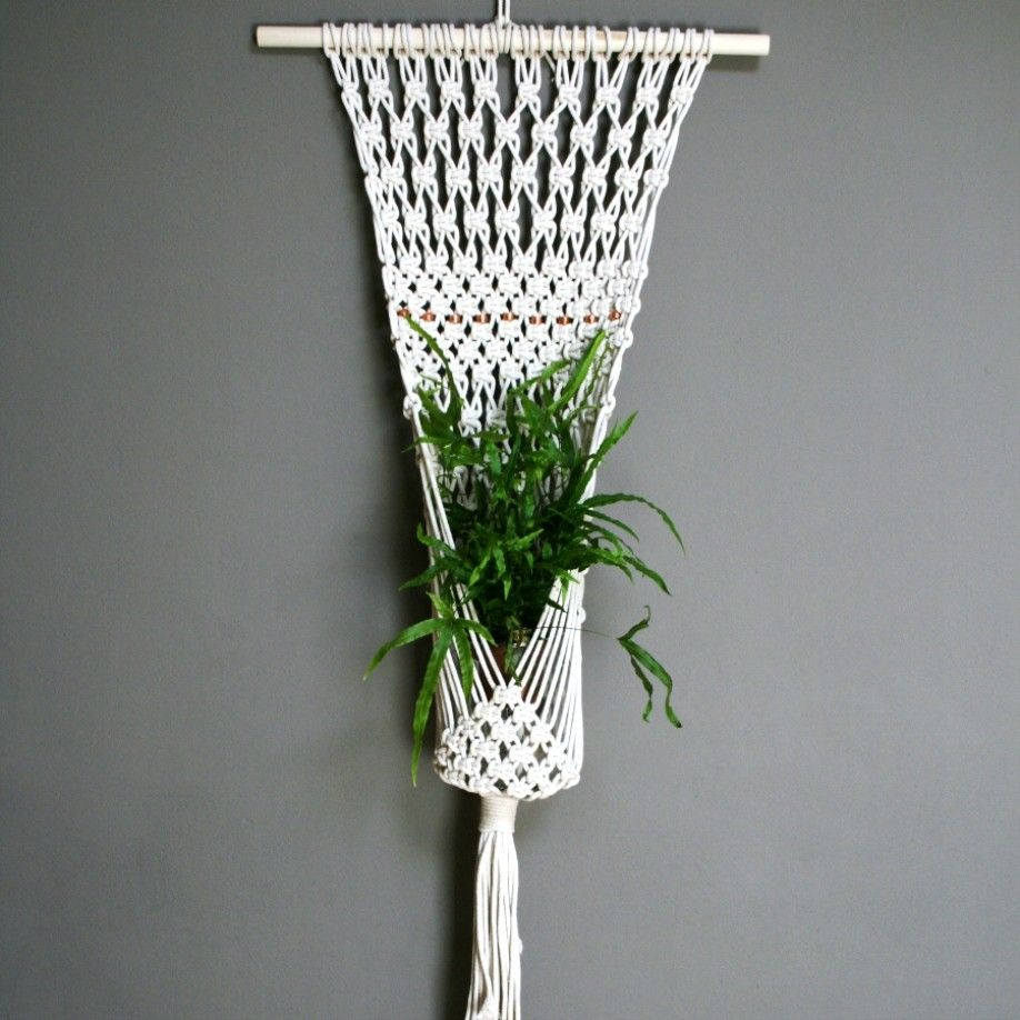 Uncategorized Macrame Patterns Plant Hanger plant hanger diy most readers come from macrame patterns