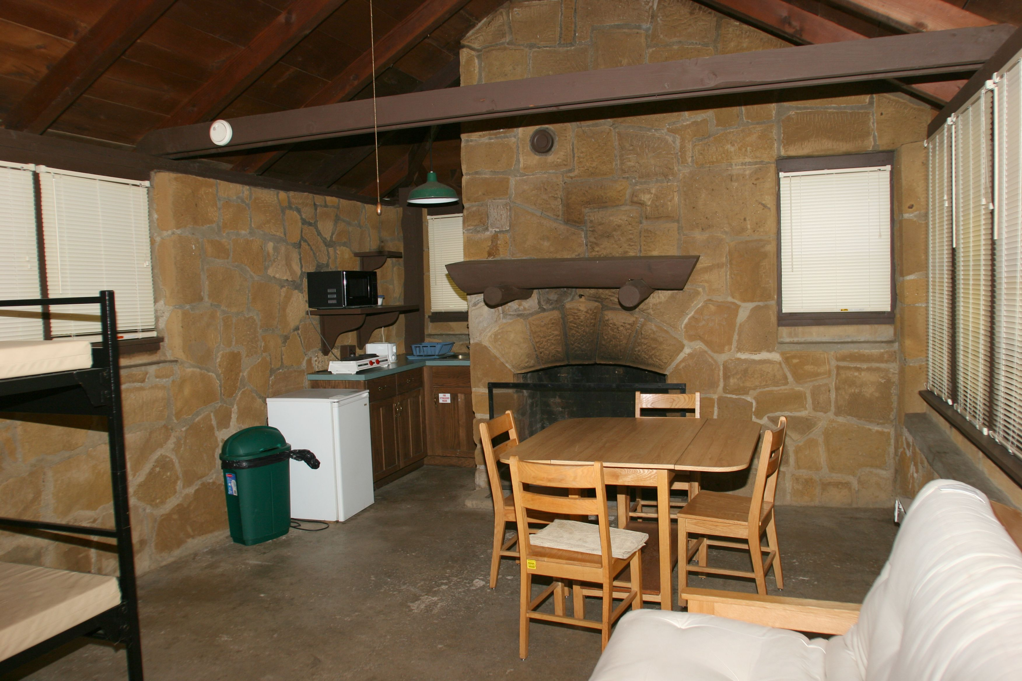 Cabin at dolliver memorial state park near lehigh iowa - Valley memorial gardens mission tx ...