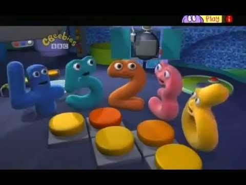 Numberjacks Out For The Count Cbeebies Numberjacks