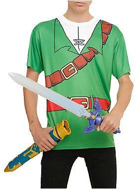 The Legend Of Zelda Link Master Sword | Hot Topic