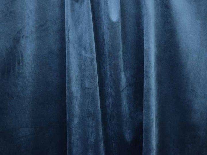 Brockhall Designs Persian Blue Venetian Velvet Fabric Curtains Upholstery The Millshop Online Blue Velvet Fabric Velvet Upholstery Fabric Curtain Fabric