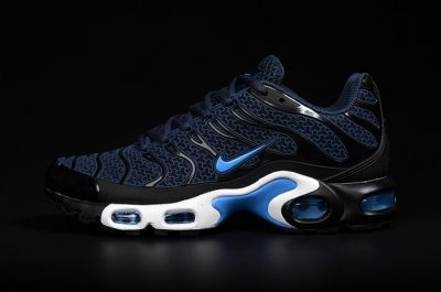 save off bf33c b2518 Nike Air Max Plus TN KPU Tuned Men Sneakers Running Trainers Shoes Navy  Black White