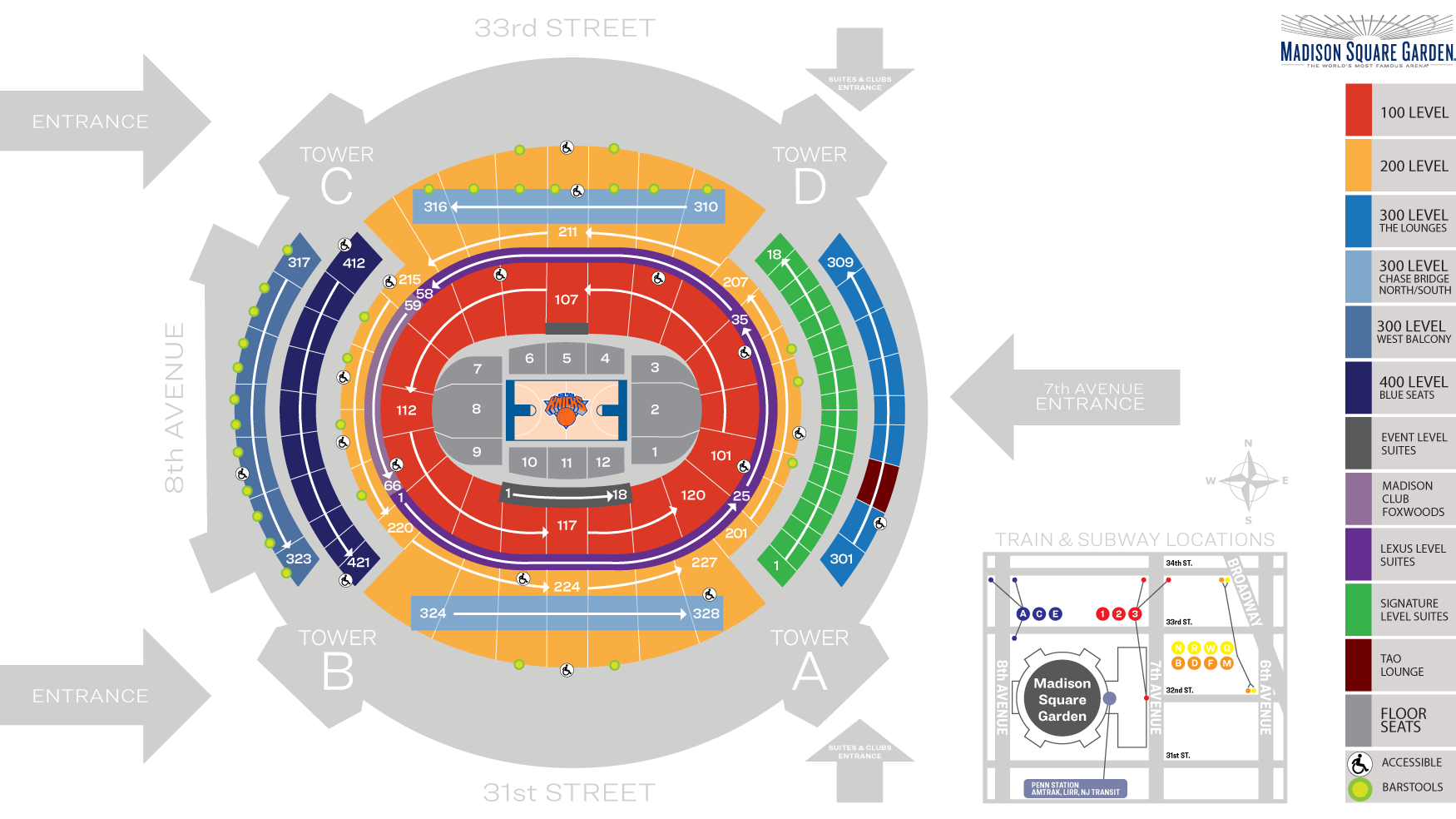 2094c5310522b7ab2f8955ad040c8b11 - How Many Seats In Madison Square Gardens
