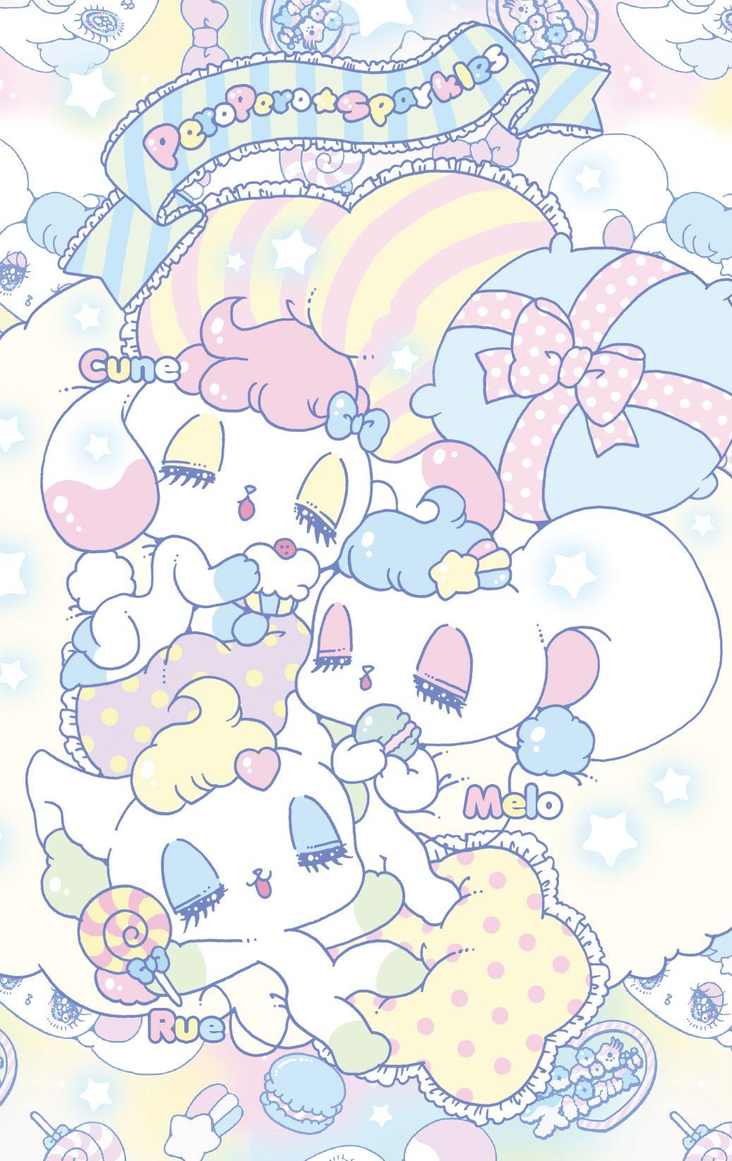 Kiyumie Photo Kawaii Illustration Kawaii Art Cute Backgrounds