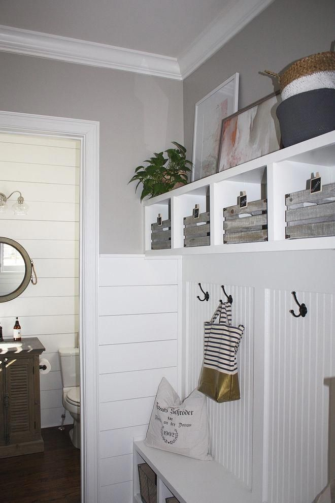 Best Shiplap And Beadboard Paint Color Pure White By Sherwin 400 x 300