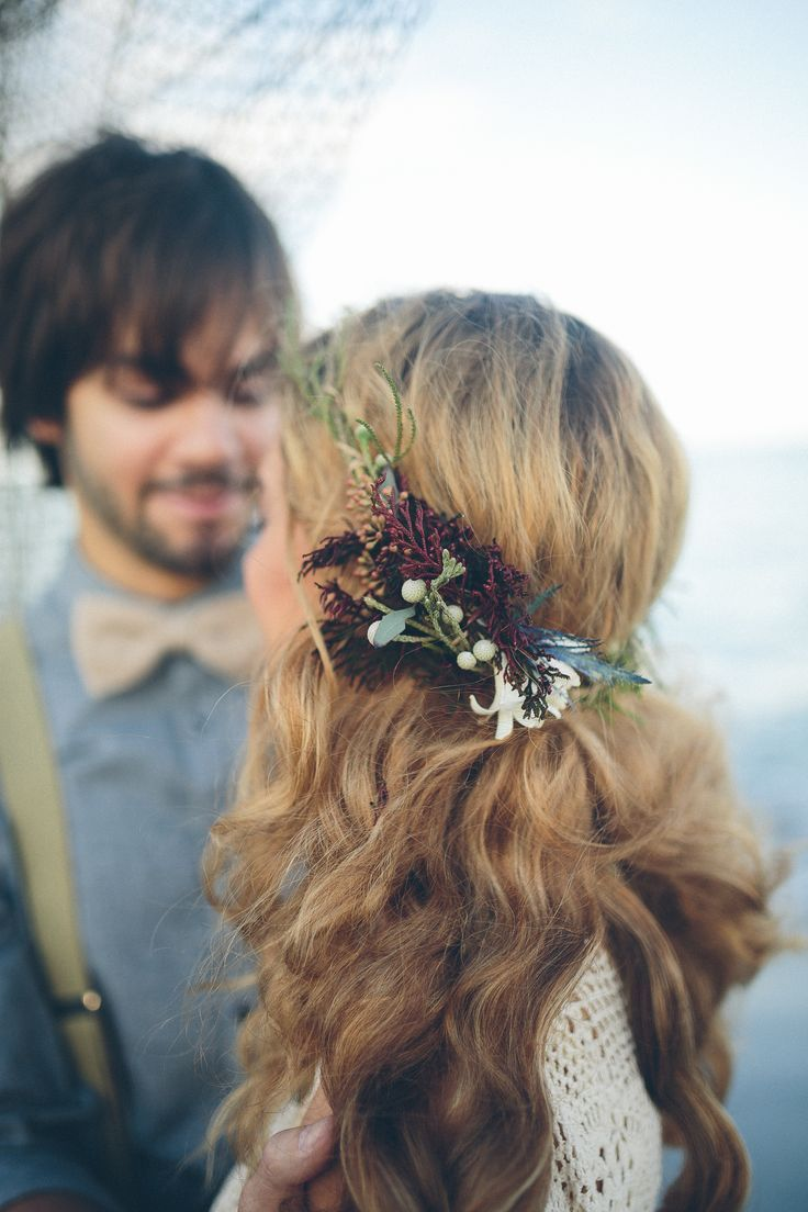 21 Fall Flower Crown Ideas Inspiration For Boho Brides My