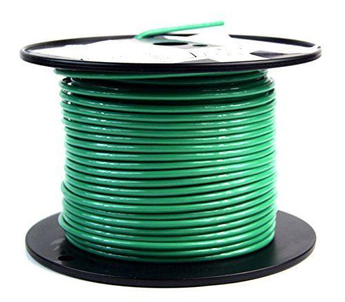 WRGND100 Copper Ground Wire #10 Gauge - 100 Ft Allied Wire https ...