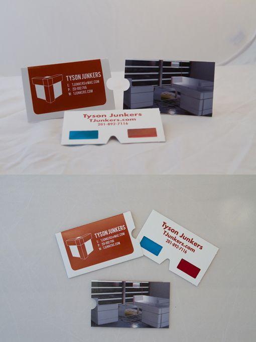 26 creative business card alternatives you will never forget 3d 3d businesscards colourmoves