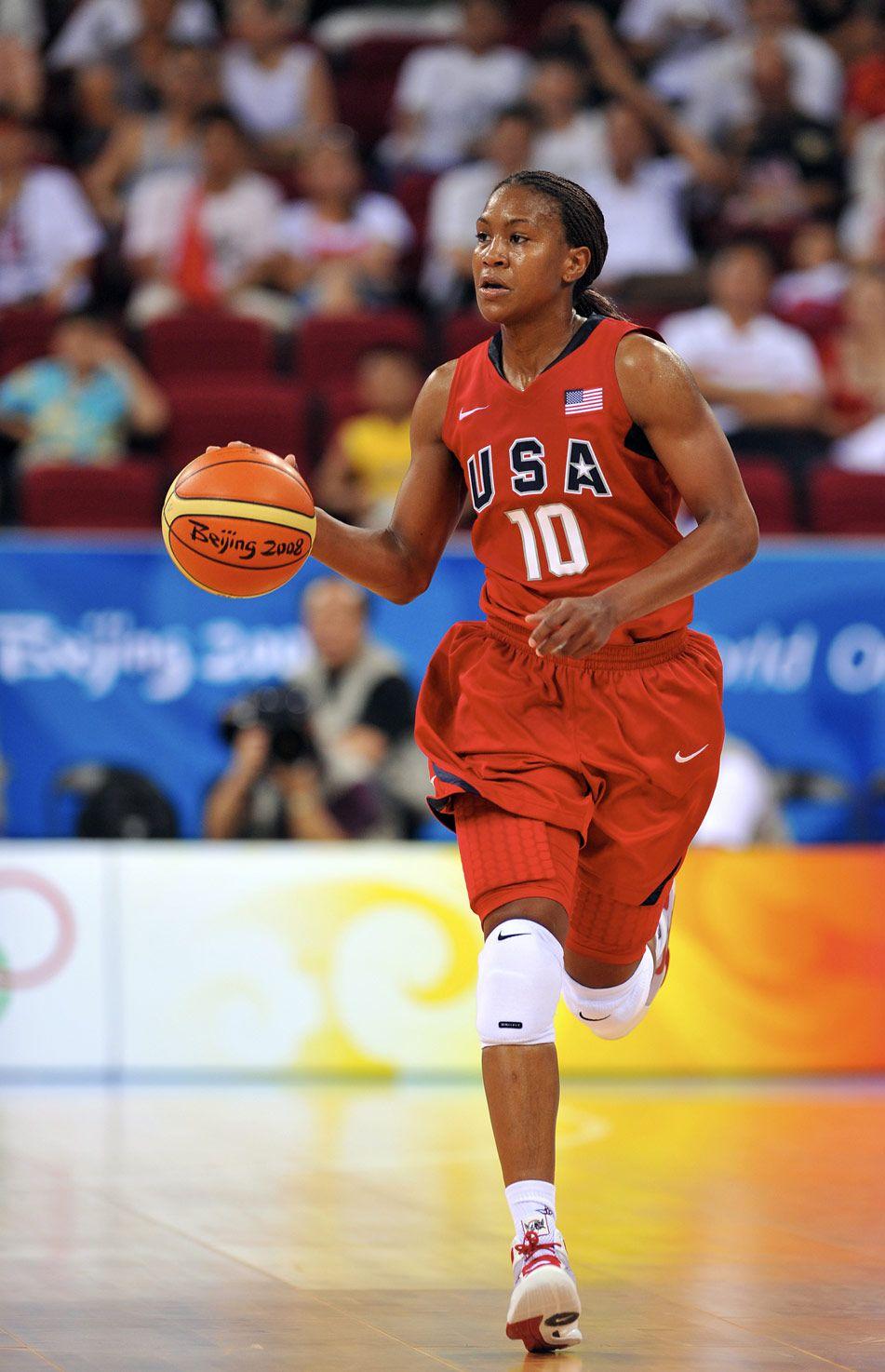 Usa Women S Basketball Tamika Catchings Women Love Her People