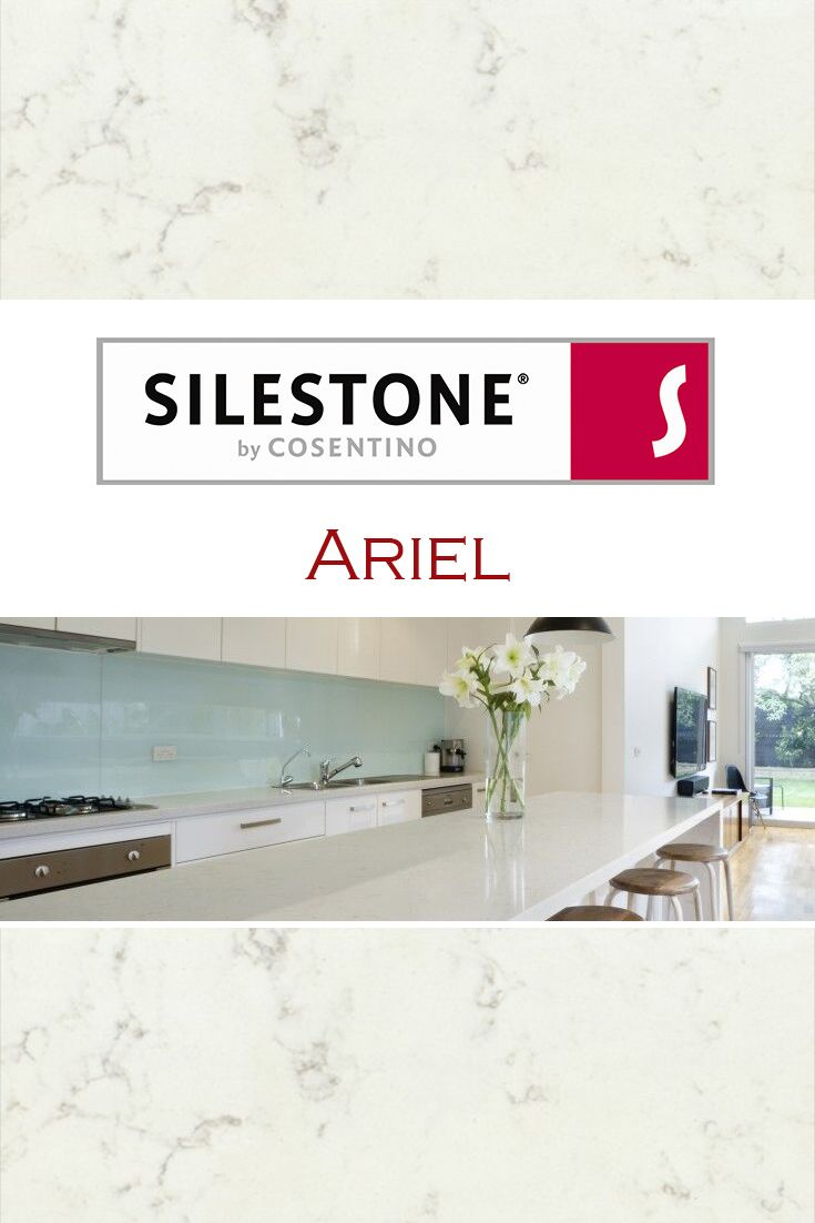 Ariel By Silestone Is Perfect For A Kitchen Quartz Countertop