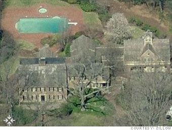 At one point Romney owned a mansion in Belmont, Massachusetts.