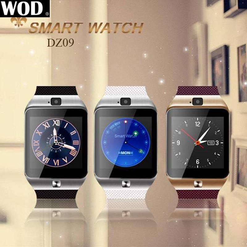 Bluetooth smart watch with sim compatibility big star