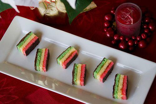 7-Layer Christmas Cookies
