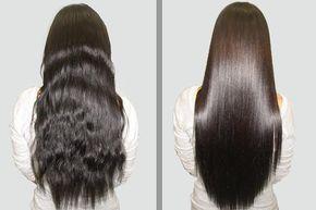 Masque Magique Pour Des Cheveux Lisses Comme De La Soi Hair Styles Smooth Hair Hair Beauty