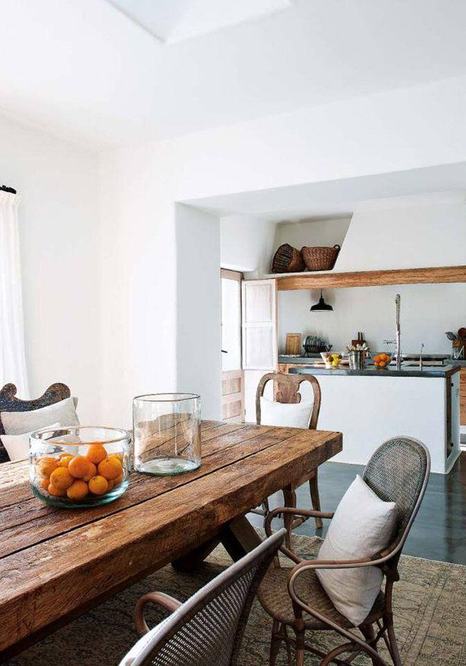 Holiday Home In Ibiza Finca Style Cocinas De Suenos Casa