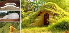 Earthbag Homes: The Ultimate Bullet-Proof Retreat... Cheap and Easy to Build! | Self-Sufficiency