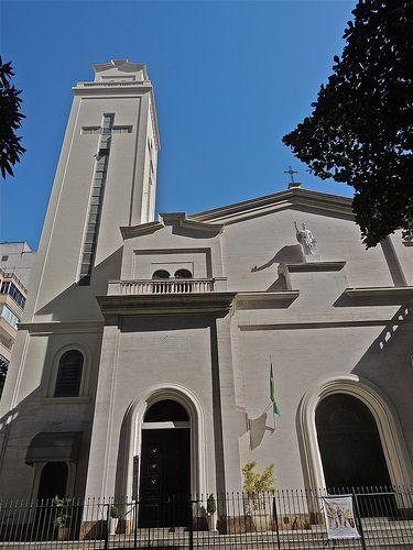 Igreja de São Paulo Apóstolo - Rio de Janeiro RJ Brasil