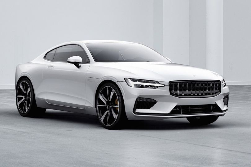 Volvo\'s Polestar 1 is the car Tesla should be really worried about ...