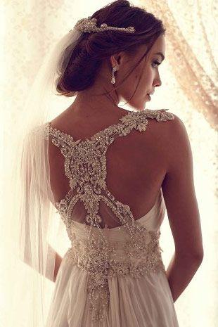 Stuff We Love - Anna Campbell Wedding Dresses 2013 | Anna campbell ...