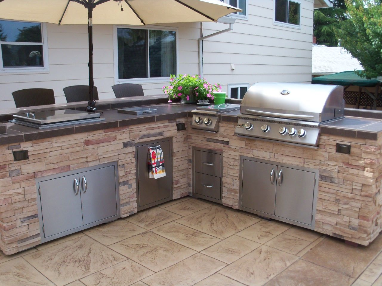 commercial residential clubs resorts sunset outdoor living llc creating delivering on outdoor kitchen id=80179
