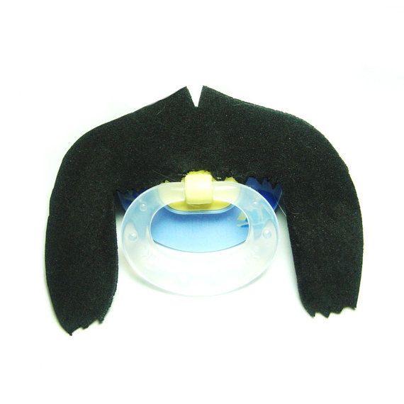BPA Free Avent or NUK Fu Man Shu Pacifier  by posiesnpinwheels, $8.75