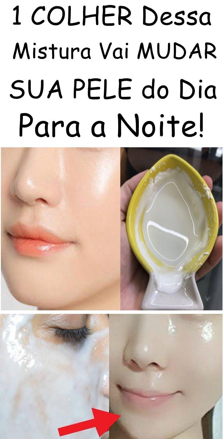 Pele De Porcelana Use Essa Mascara De Arroz Para Eliminar Manchas