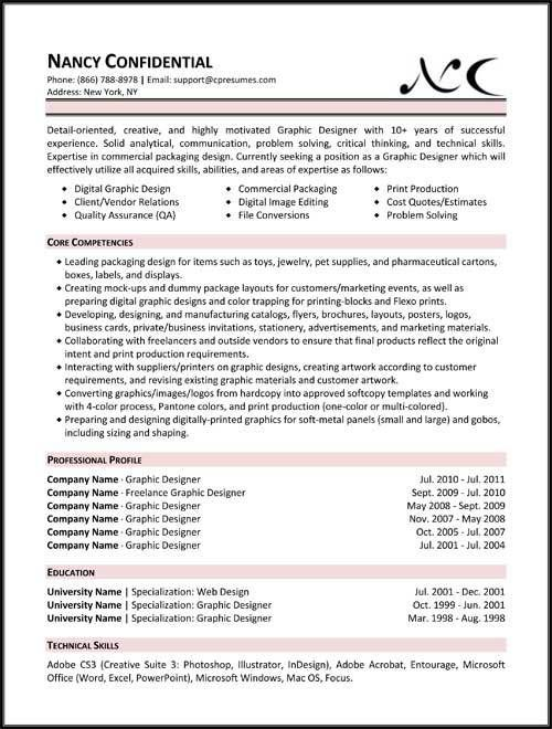 Using Resume Templates When Changing Careers Business - resume for changing careers