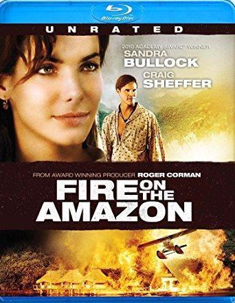 Sandra Bullock Craig Sheffer Luis Llosa Fire On The
