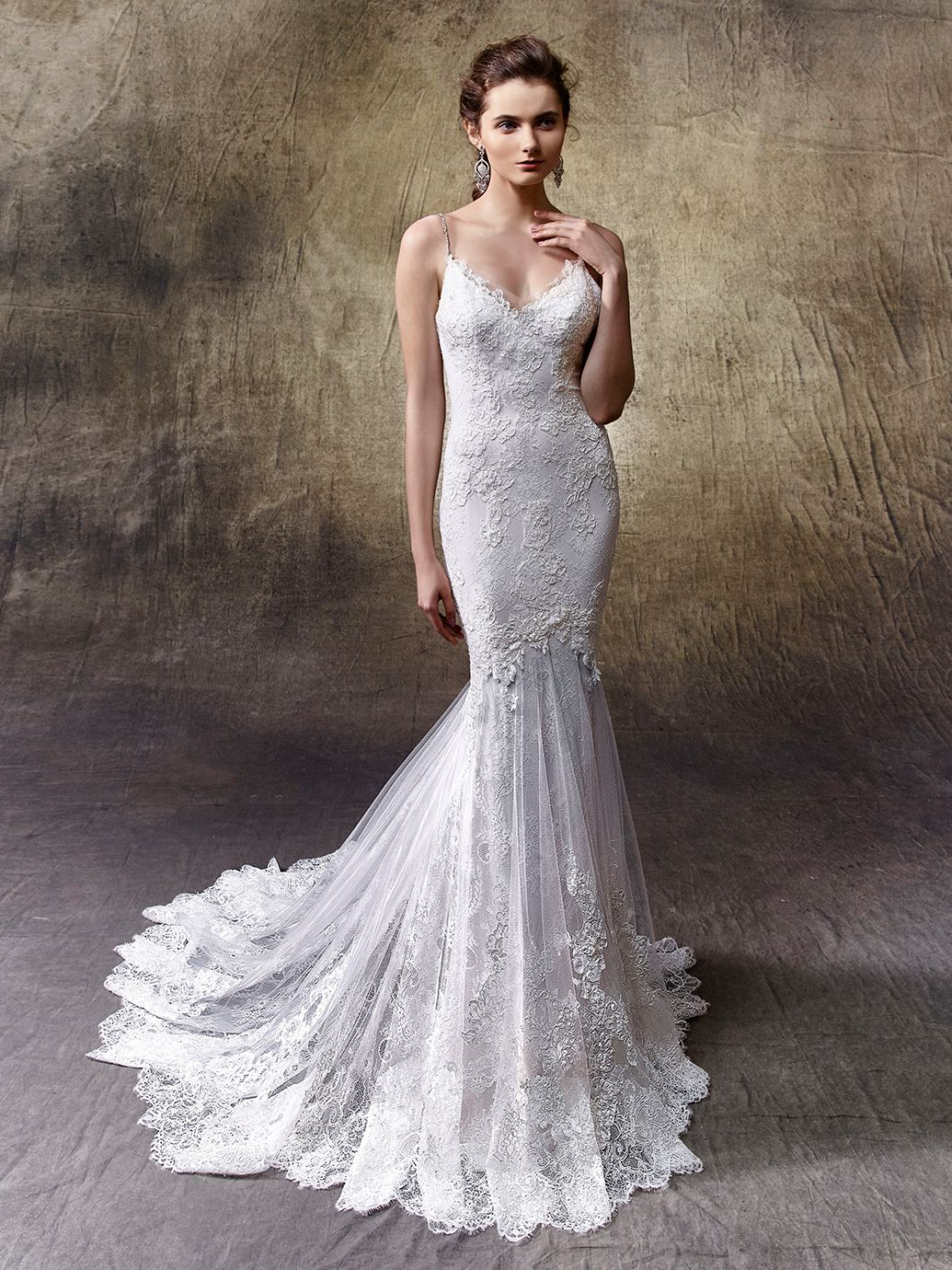 2017 enzoani lexi front view i love the lace and the total 2017 enzoani lexi front view i love the lace and the total silhouette on ombrellifo Images