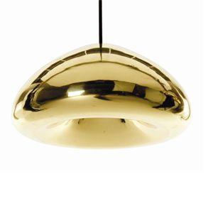 Void Brass Gold, inspirada en las medallas olímpicas, diseño de TomDixon.