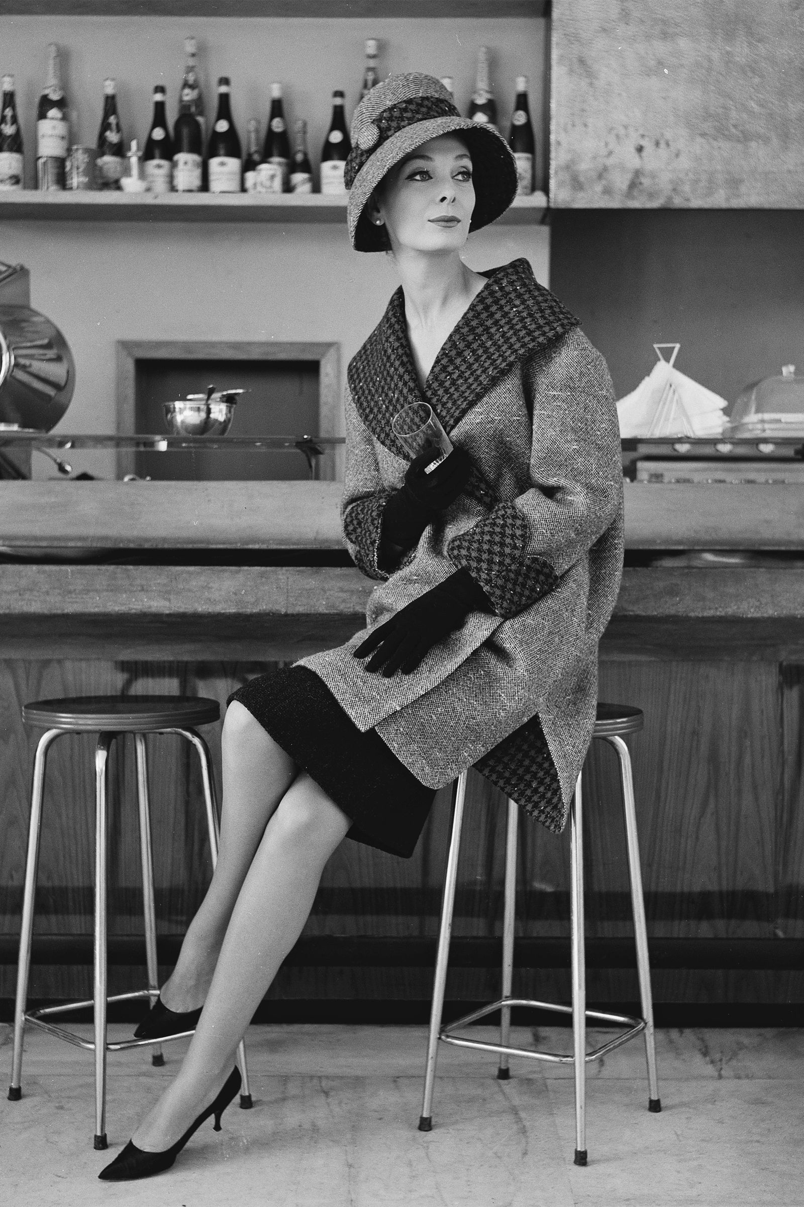 The Best Fashion Photos From The 1950S