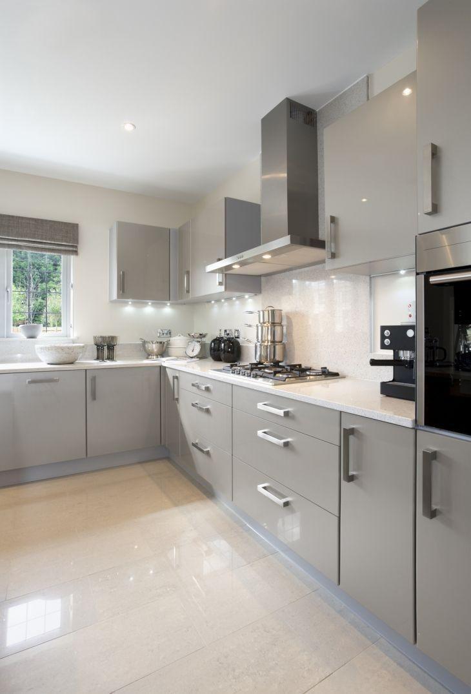 60 cozinhas cinzas super elegantes e modernas para você se apaixonar