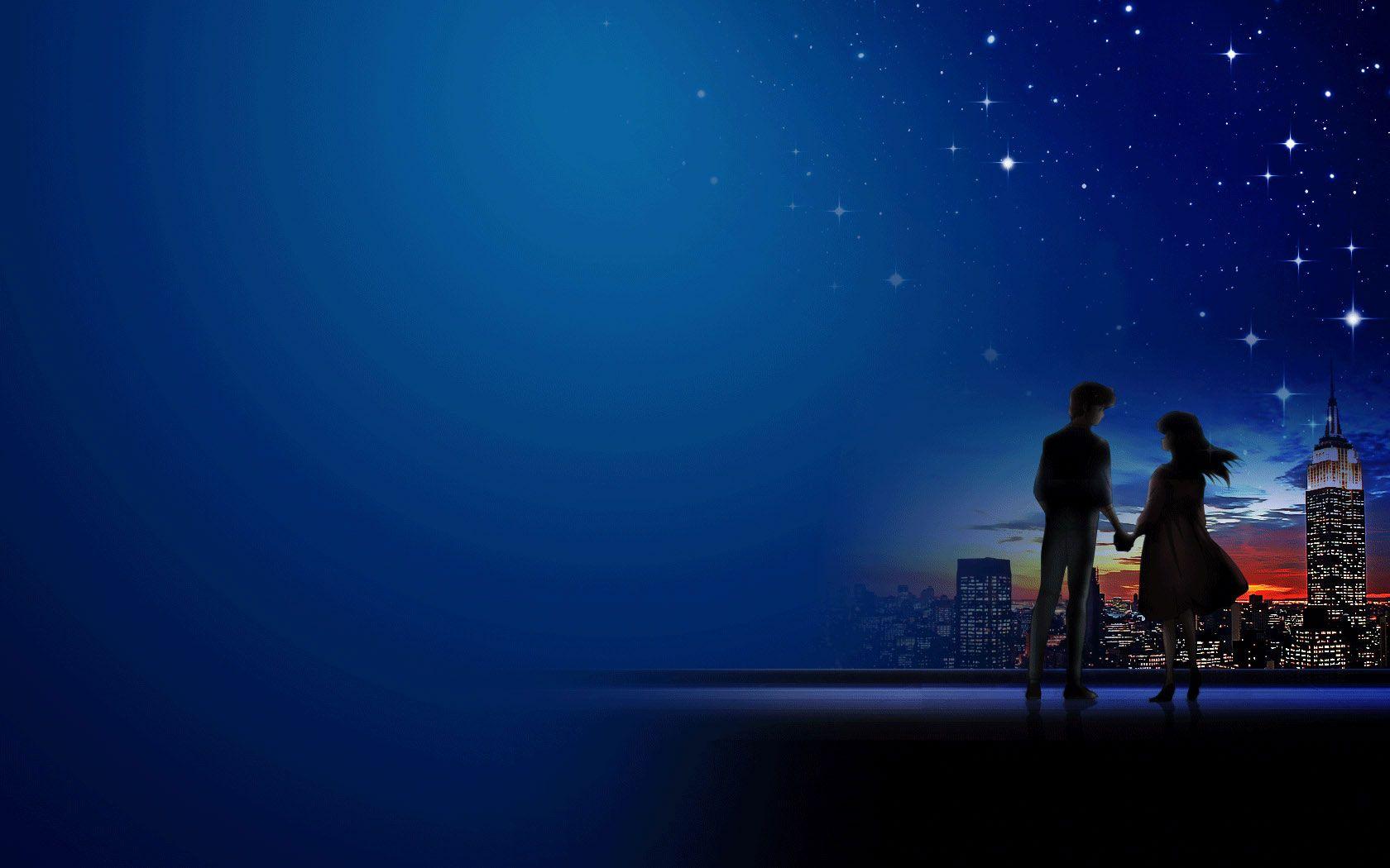 Romantic Couples Anime WallpapersLoveRomantic Wallpapers