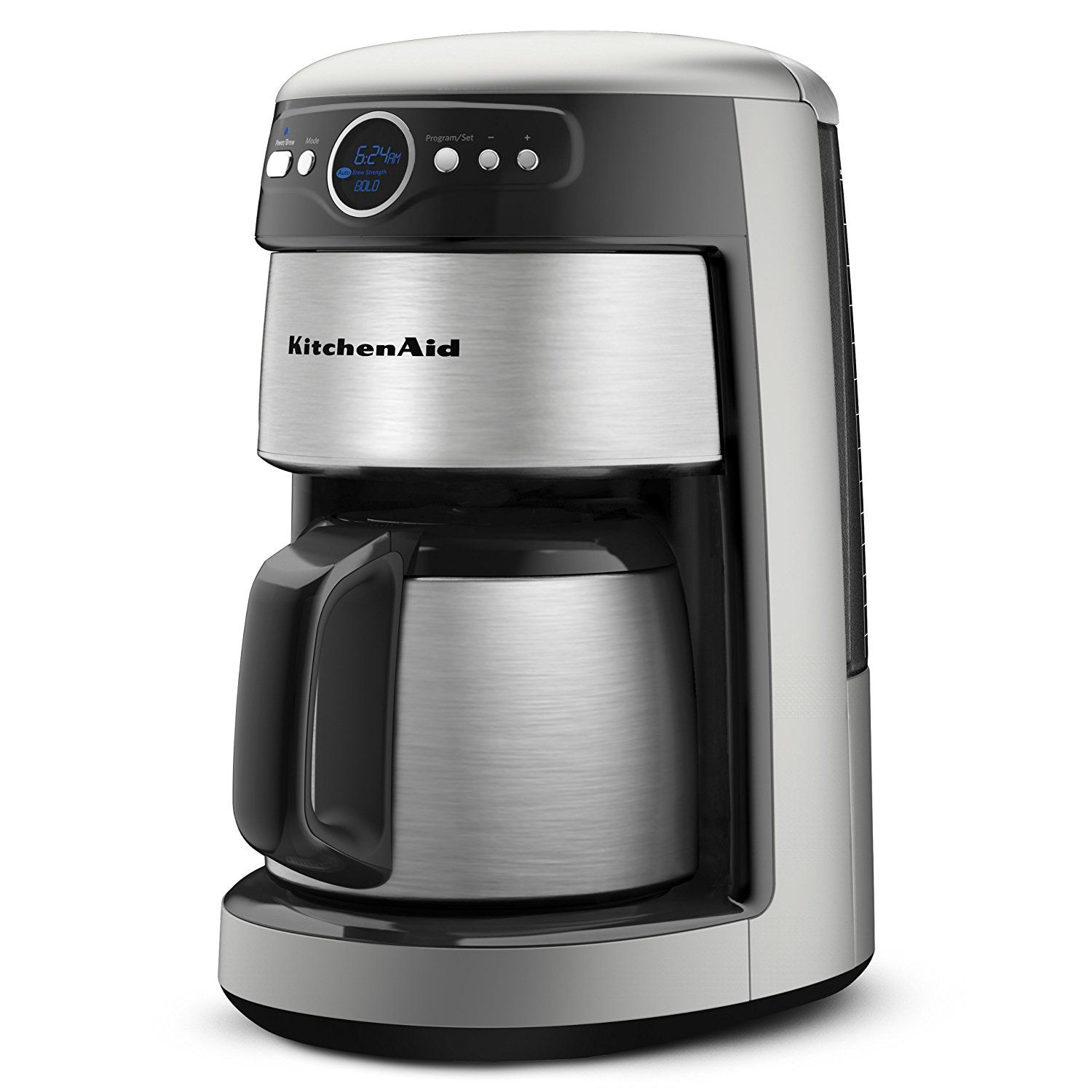 KitchenAid 12Cup Thermal Carafe Coffee Maker, Countour