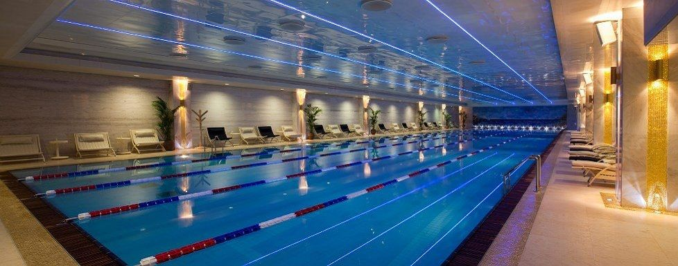 Luxury Hotel Moscow Royal Hotel Indoor Swimming Pools Indoor Pool