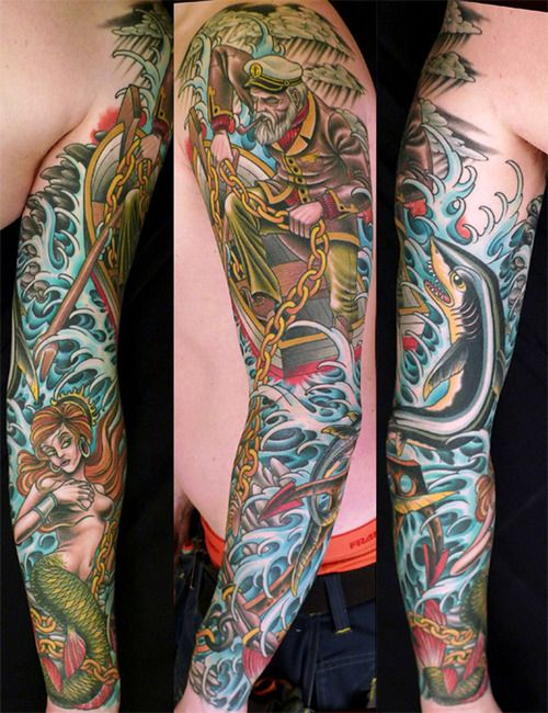 e4fb6406ab927 mermaid tattoos | Mermaid Tattoo this is my tattoo ...